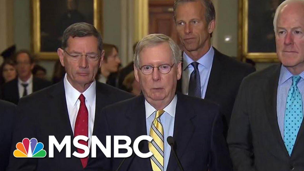 Joe On GOP Final Tax Bill: Millennials, You Just Had $1.5T Stolen From You | Morning Joe | MSNBC thumbnail
