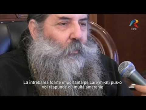 Mitropolitul Serafim de Pireu despre Sinodul Panortodox din Creta (Universul Credinţei, TVR)