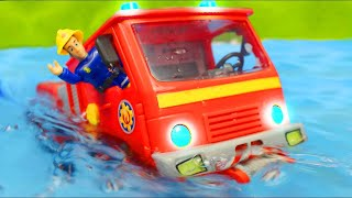 Fireman Sam Toys: Fire Truck, Helicopters, Play Sets & Toy Vehicles for Kids