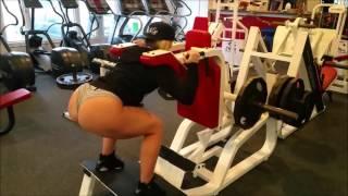 Female Fitness Model Photo Shoot Motivation (The Stephen Crossfire)