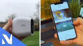 Warum sich ein smartes Überwachungssystem lohnt - Netgear Arlo PRO 2 im Test! | Nils-Hendrik Welk