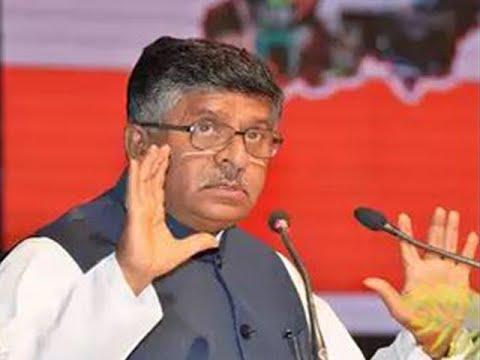 No economic slowdown as 3 movies earned Rs 120 cr: Ravi Shankar Prasad