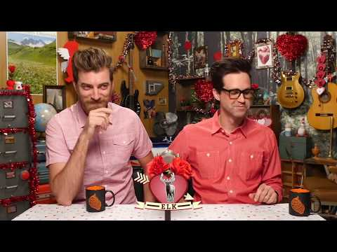 Good Mythical Morning: Awkward Moments | PART 4