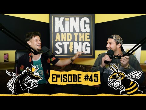 Hat Fishing | King and the Sting w/ Theo Von & Brendan Schaub #45