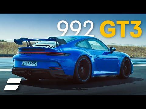 NEW 2021 Porsche 911 GT3: The 992 is HERE!