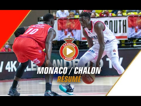 [MINI-MOVIE] Monaco - Chalon | JEEP ÉLITE