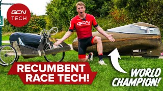 The Hottest Recumbent Bicycle Tech!