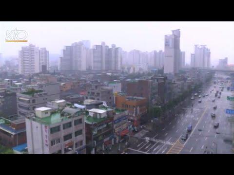À la découverte de l'Église en Corée (50 min.)