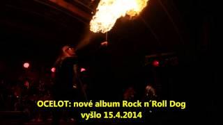 Video Ocelot : 15.4.2014 vyšlo nové album Rock n´Roll Dog