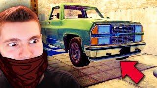 ROUBEI O PRIMEIRO CARRO!!! - Thief Simulator