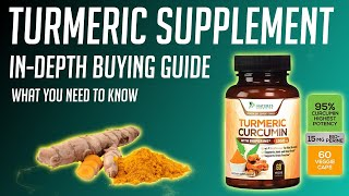 Turmeric Supplements 2020 (In-Depth Guide) + Brand Suggestions
