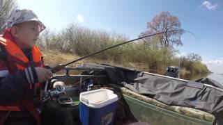 Малыш для рыбалки