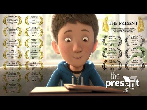 Prezent  film animowany po obejrzeniu którego Disney zaoferował pracę studentowi.