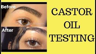 Castor Oil For Hair Growth // Eyelashes & Eyebrows