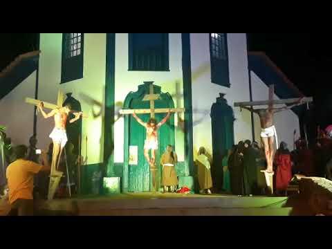 Semana Santa em Bom Jesus do Amparo/2018