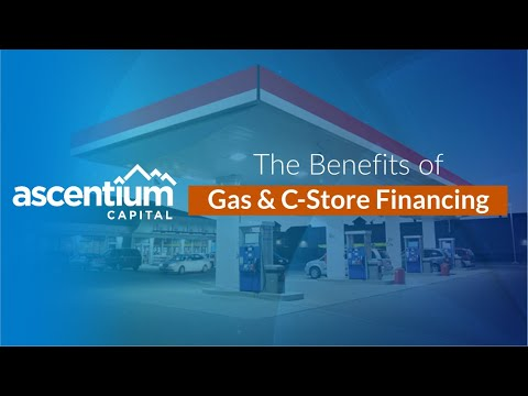 Pump up your business with Gas Station & C-Store Financing Video