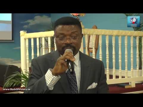 "Pastor Paul Ogbonna - ""Declare the opposite of satanic tongues"""