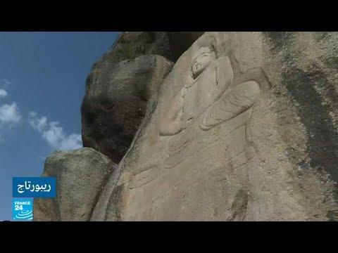 العرب اليوم - ترميم تمثال