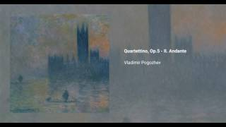 Quartettino, Op.5
