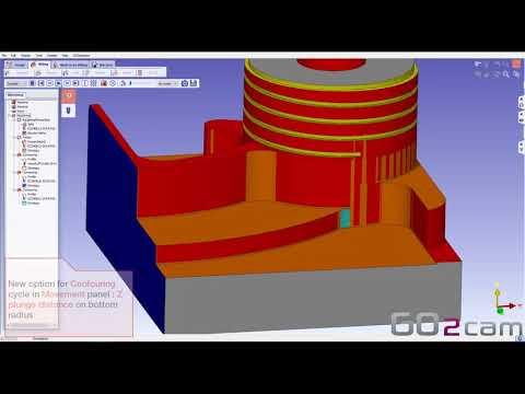 GO2cam V6.05 // Neue Funktionen