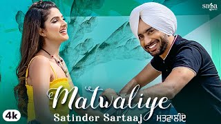 Matwaliye - Satinder Sartaaj Ft. Diljott | Seven Rivers | Beat Minister | New Punjabi Songs 2020
