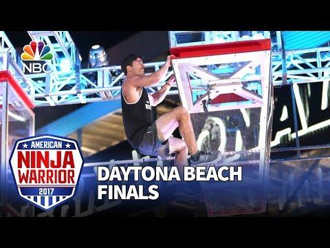 Kevin Carbone at the Daytona Beach City Finals - American Ninja Warrior 2017