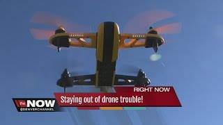 How to follow the law with your new drone