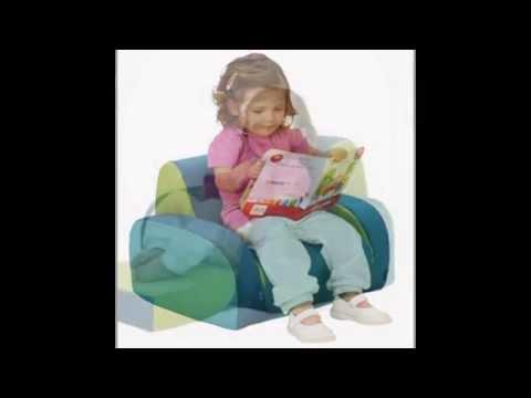 ספונת נפתחת לילדים - Twist Baby Armchair