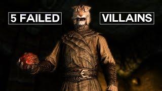 Skyrim - 5 Failed Villains (Part 2)