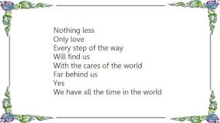 Fun Lovin' Criminals - We Have All the Time in the World Copa Cabana Version Lyrics