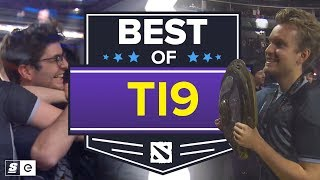 Best of The International 2019: Plays, Teamfights, Wombo Combos and More