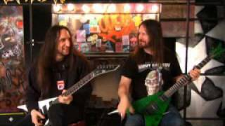 Exodus-Bonded By Blood Guitar Lesson