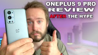 OnePlus 9 Pro Review after the Hype and Software Updates