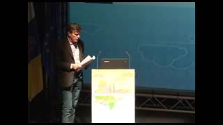 El acuerdo climático de París. Arvid Solheim. 11º Seminario Comarcas Sostenibles