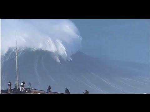 , title : 'Гигантские волны 🌊 на Атлантическом Вале (Какая сила и красота!)🗽'