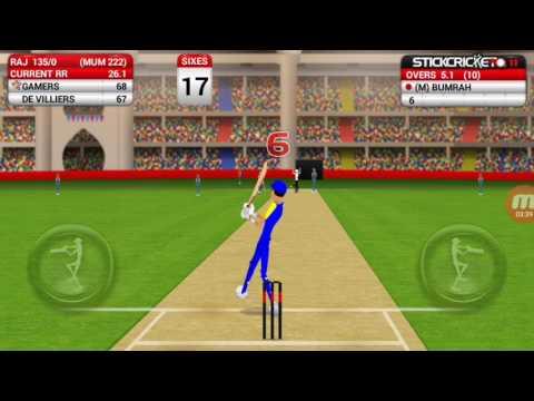 Stick Cricket Premier League 2017 FINAL!!!!!