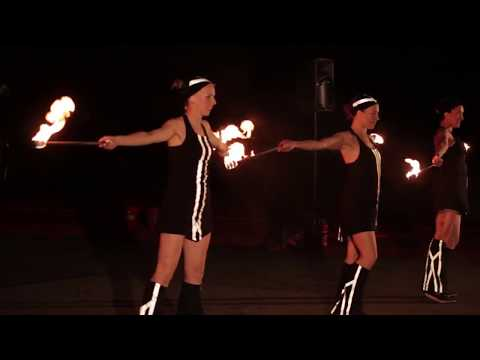 Fire Performers Video