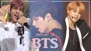 BTS Special ★Since Debut to IDOL★(1h 50mins Stage Compilation)