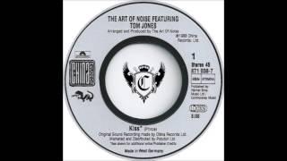 Art of Noise & Tom Jones - Kiss (Audio edition)