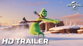 The Grinch -trailer