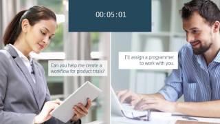 Intelligent Service Management video