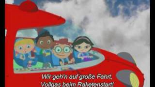 Little Einsteins German Version With Lyrics (Kleine Einsteins)