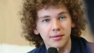 Backstage with Francesco Yates