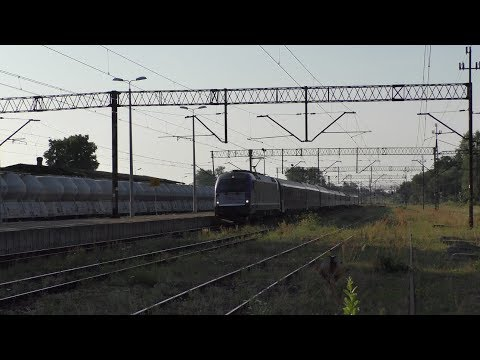 [PKP Intercity] EU44-009 | Ścinawa