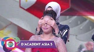 TANGIS BAHAGIA!!! Hannah Precillas Dapat Dobel Kejutan - D'Academy Asia 5