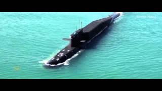Лодка проект 667а