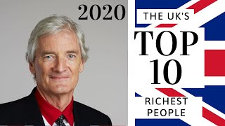 UK's Top 10 Richest People 2020