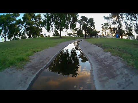HBFPV DX40 - FPV Fav Park Before Sunrise