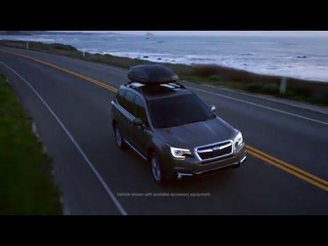 Subaru  Forester Паркетник класса J - рекламное видео 1