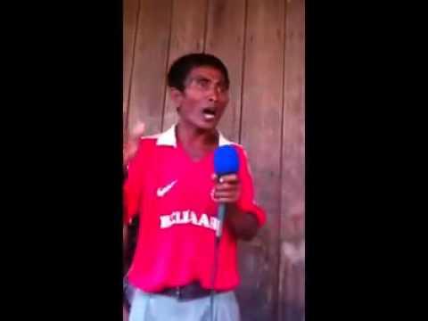 MYANMAR CHIN JOKING SONG, က ခ ဂ ဃ င